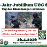 50 Jahr Jubiläum UOG STEIERMARK – Tag der Einsatzorganisationen
